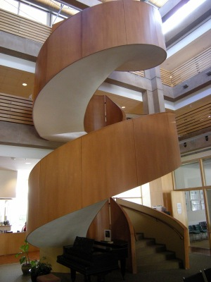 Image result for fields institute staircase