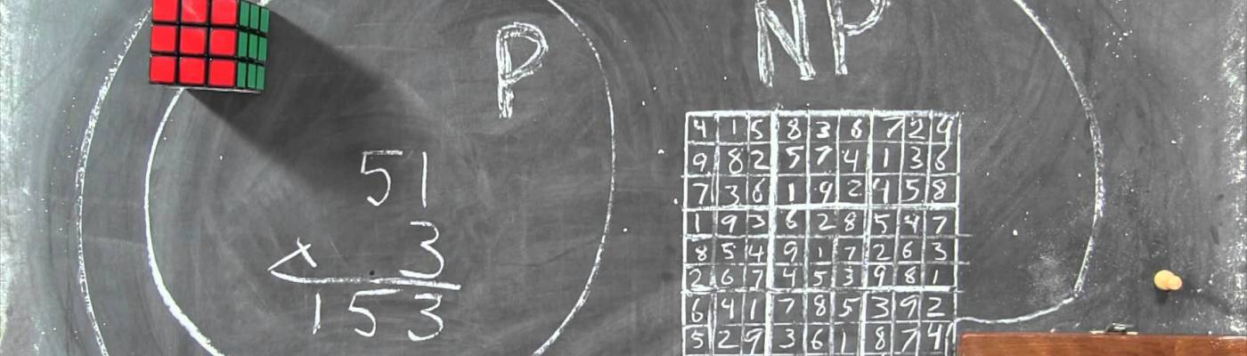 The P vs NP problem – The Intrepid Mathematician